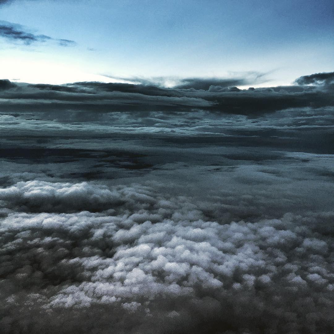 Cloud land.