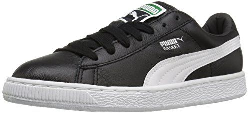 PUMA Womens Basket Classic Lfs Wns Fashion Sneaker Puma BlackPuma White 65 M  US     You can get more details by clicking on the affiliate link  Amazon.com. 9bf7e3b0b