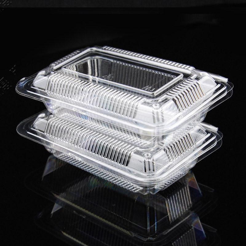 126535cm plastic cake box cake container disposable
