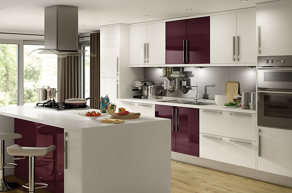 Dining Room Purple Series 4