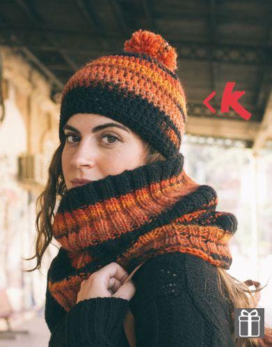Extra 1 Herbst / Winter | 54 | Schals und Loops stricken | Pinterest ...