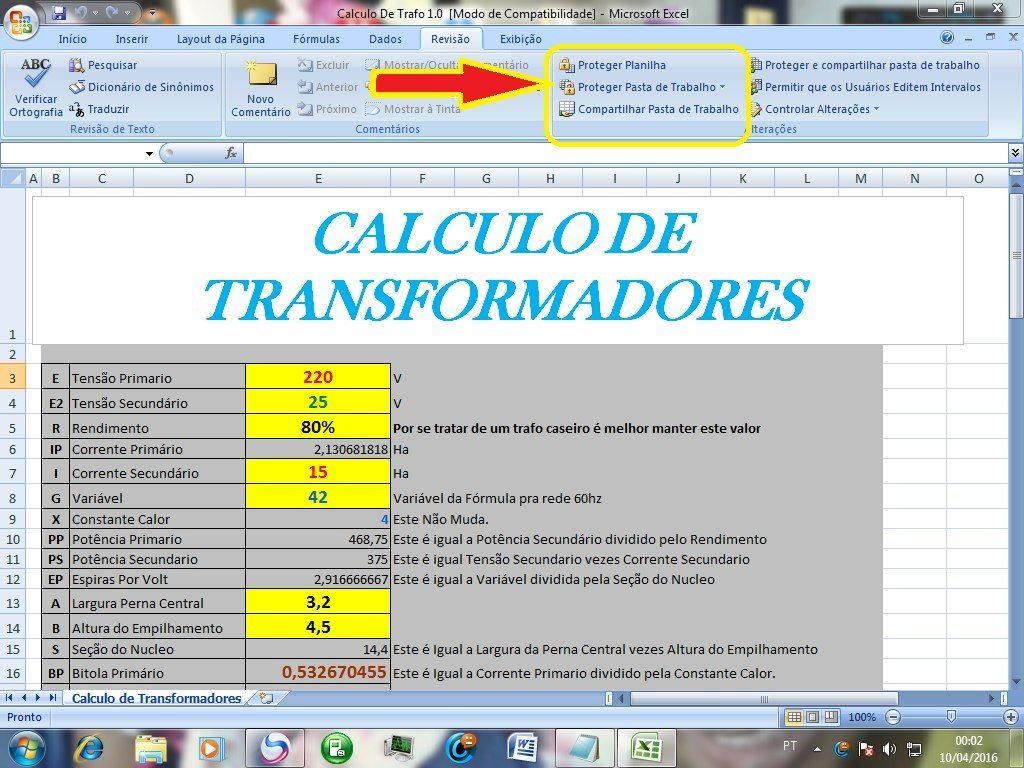Macro Para Desbloquear Planilhas Excel E Vba