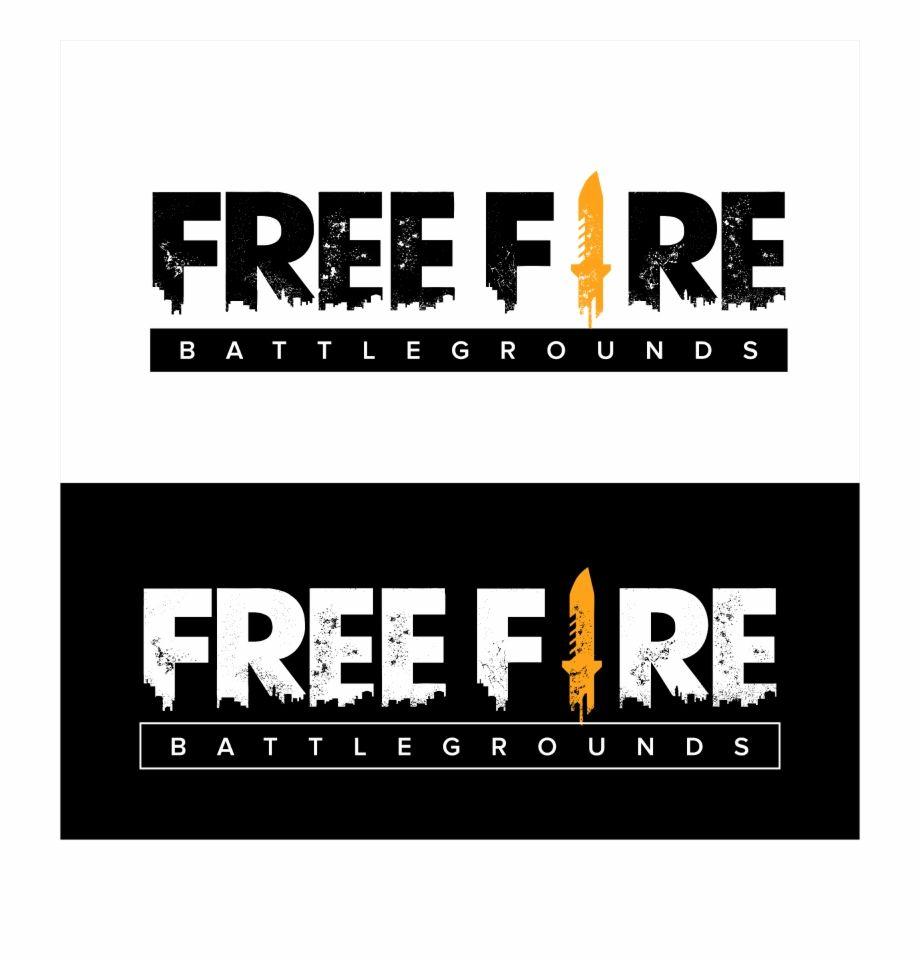 Garena Free Fire Logo Vector Free Download Graphic Design Transparent Png Image For Free Download Explore More High Logo Keren Desain Pamflet Desain Banner