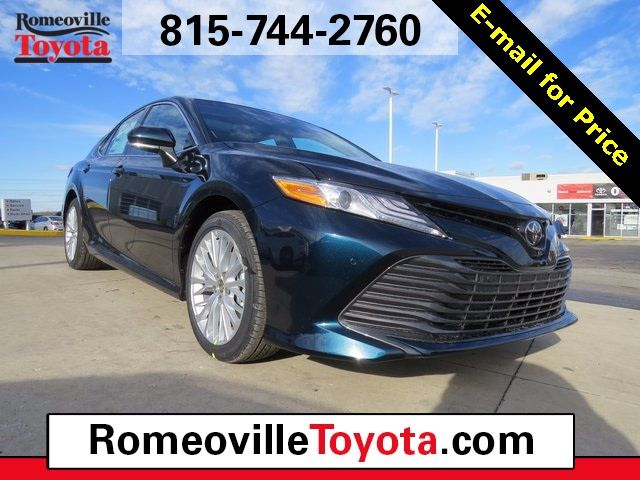 New 2018 Toyota Camry Xle Toyota Camry Toyota Toyota Cars