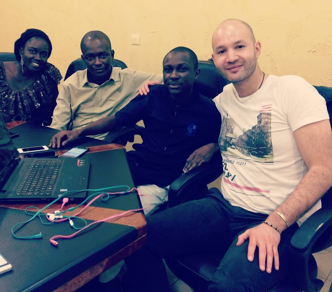 Petite Seance De Brainstorming Avec La Grande Famille De L African Web Festival Abidjan Instagram Posts Instagram African