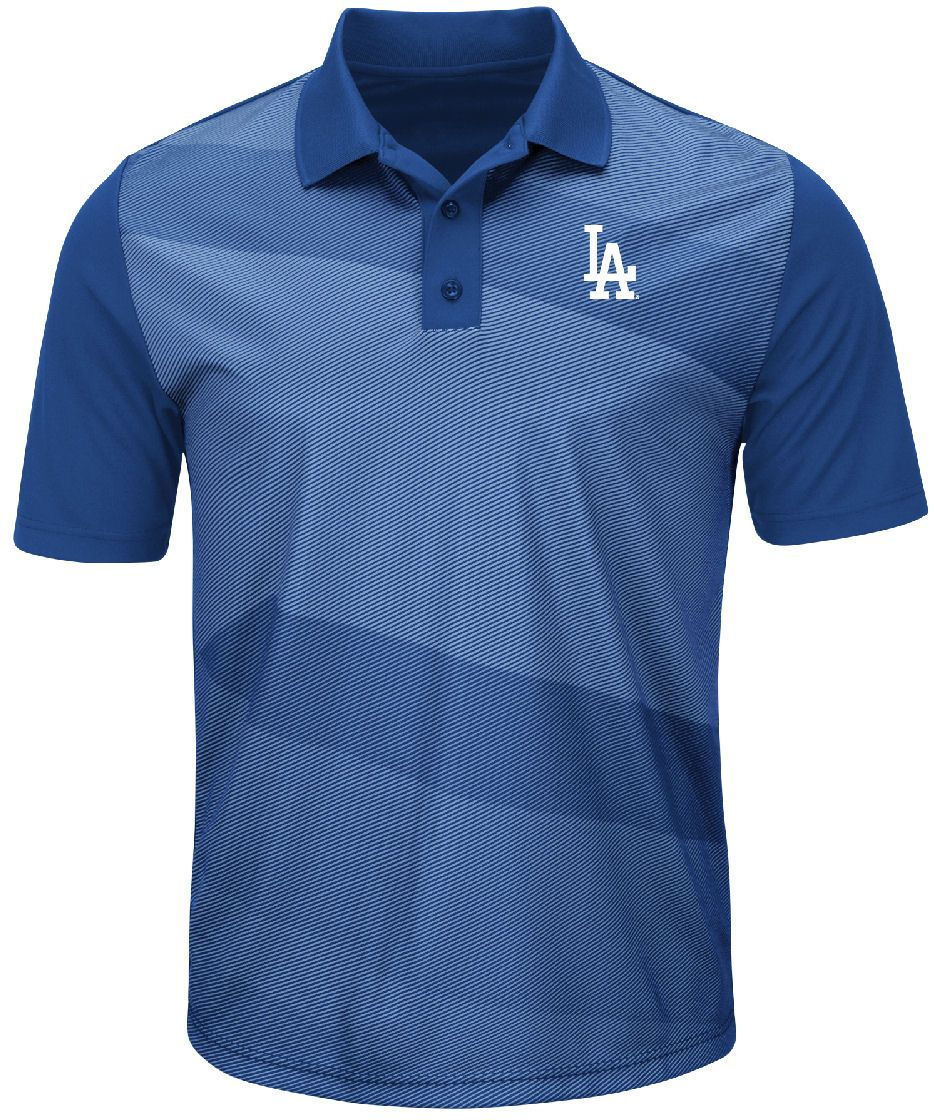 Los%20Angeles%20Dodgers%20Men%92s%20Majestic%20Late%20Night%20Prize%20Cool%20Base%20Synthetic%20Polo%20Shirt%20$54.95