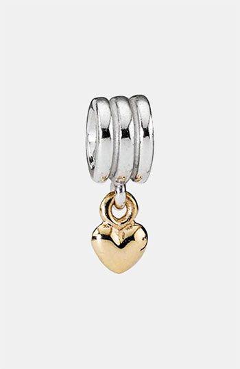 8d2bff0e0 Pin by Kim Scarberry on Pandora | Pandora heart charm, Pandora gold ...