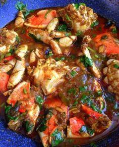 Spicy Jafna Rock Crab Curry Sri Lanka Spicysideup Spicy Crab Recipes Crab Recipes Crab Legs Recipe