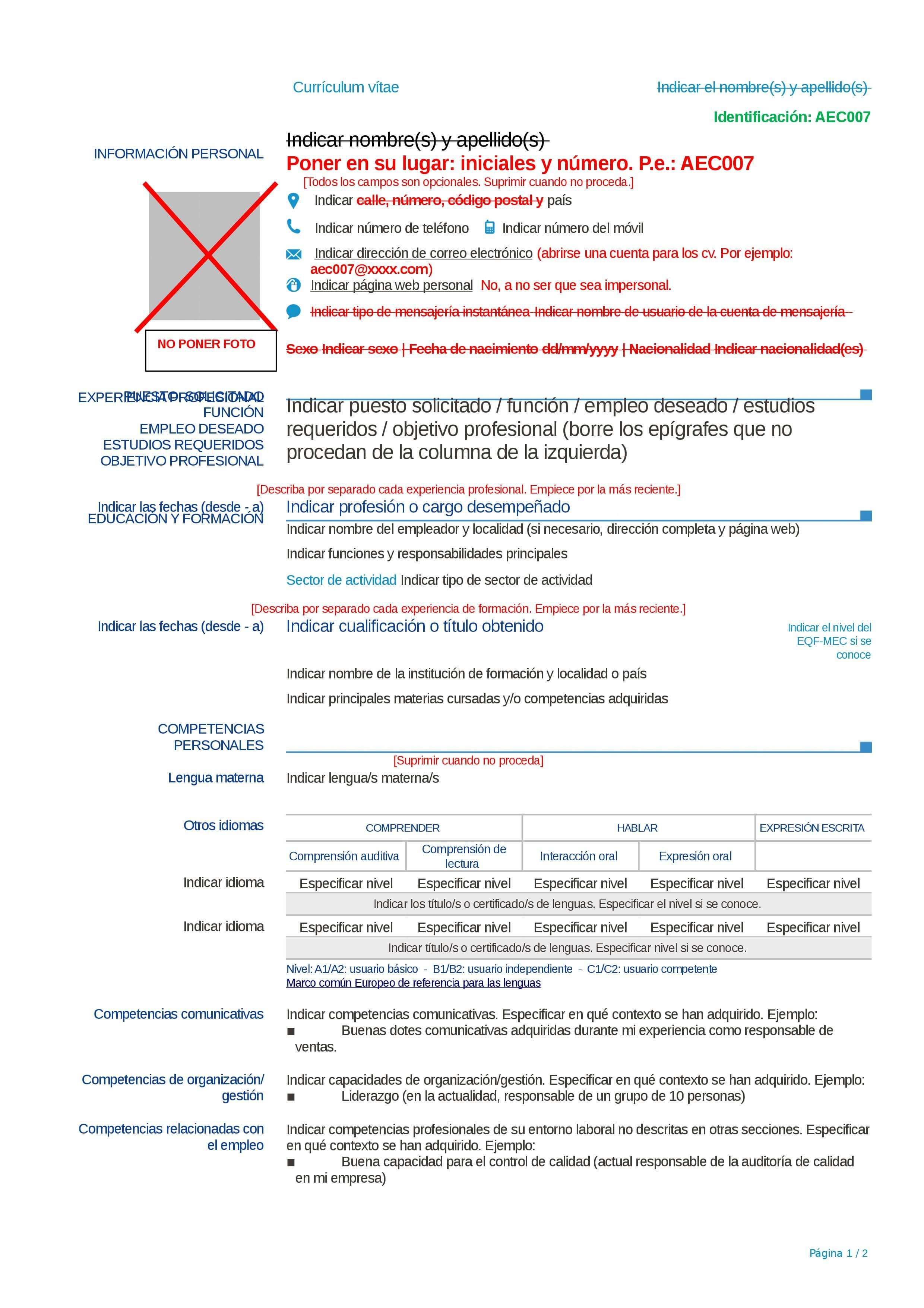 Atractivo Reanudar Muestra Objetiva Para Banquero Personal ...