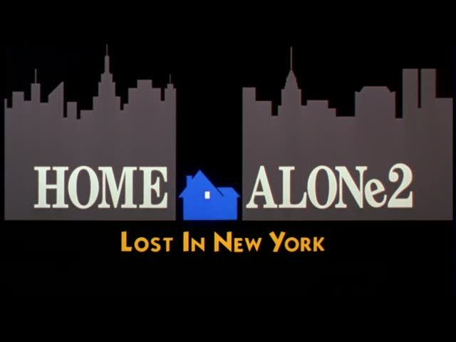 Home Alone 2 Lost In New York Home Alone Home Alone Movie Laughing So Hard