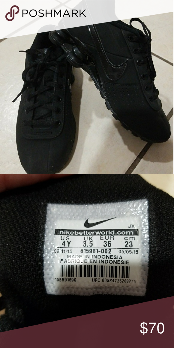 8b6853712c68b4 Nike Shox Brand new. Youth size 4 womens 6 Nike Shoes Sneakers