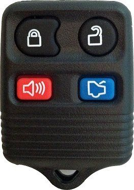 Ford Mustang Keyless Entry Remote Key Fob W Free Diy Programming Instructions