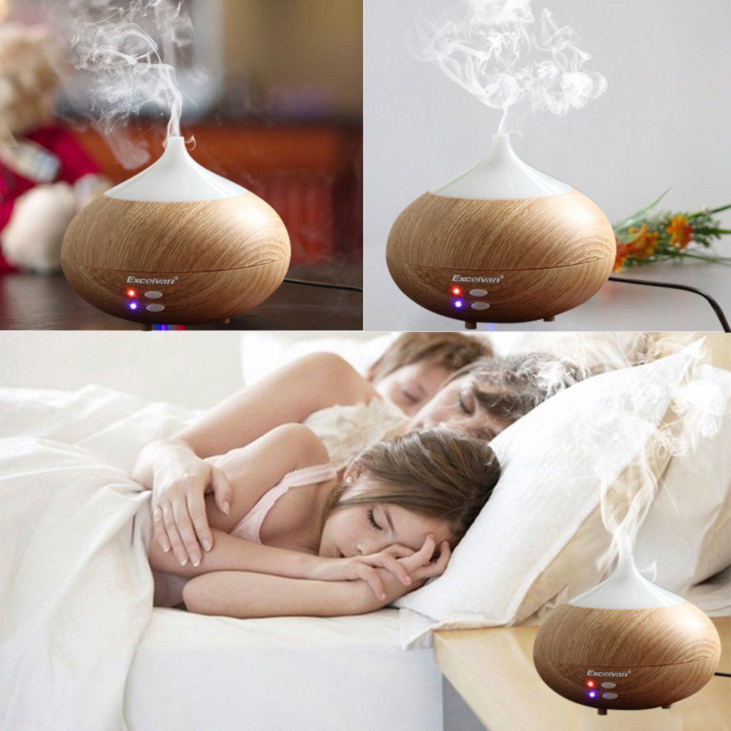 Excelvan Electric Aroma Diffuser Humidifier Essential