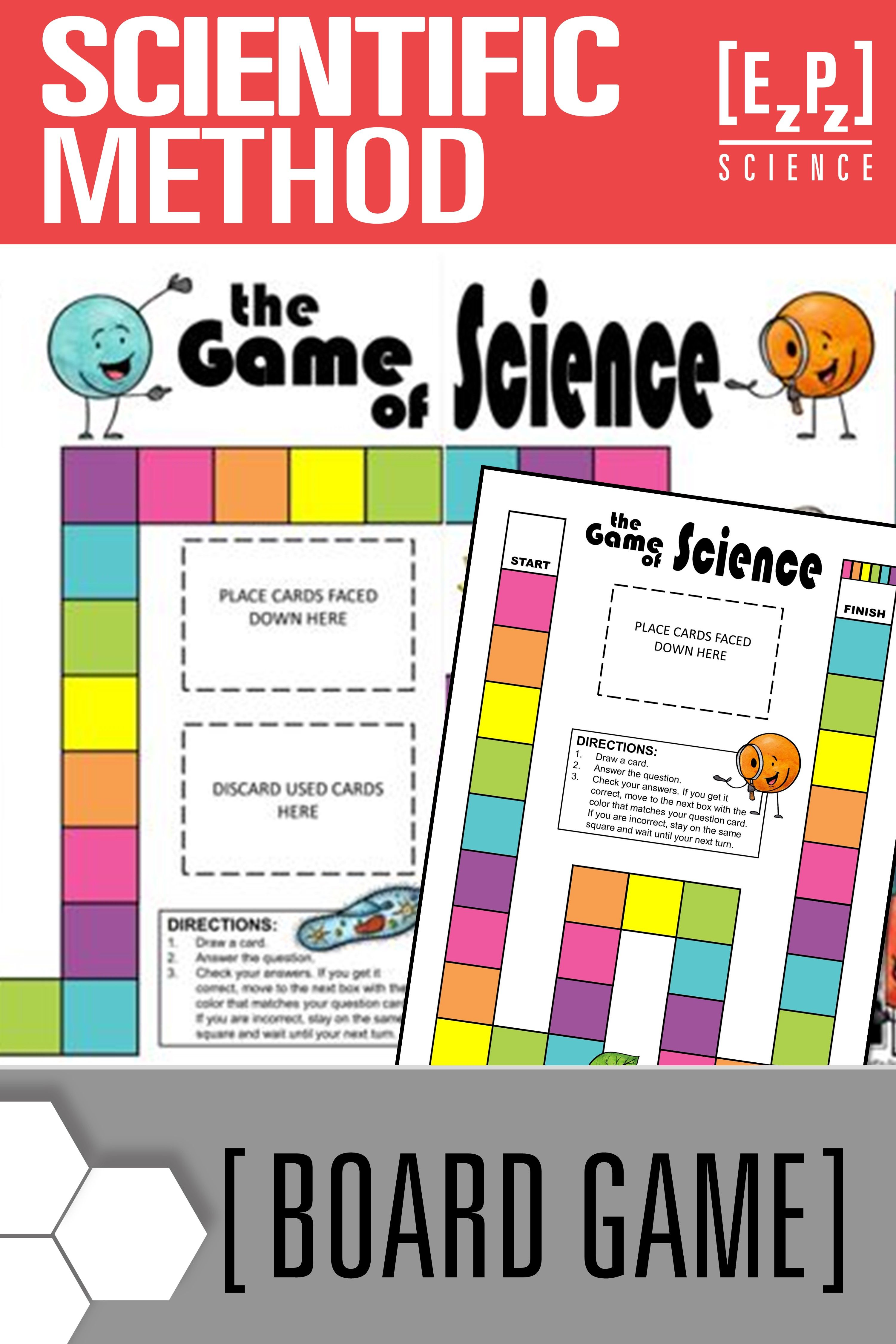 Scientific Method Science Board Game Review (With images