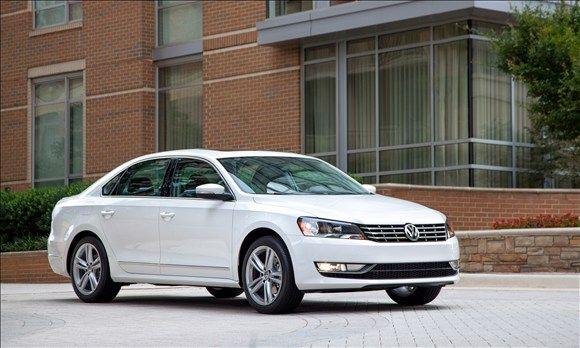 2013 Volkswagen Passat Sedan Vw Passat Tdi Vw Passat