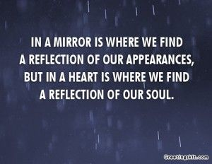 Reflection Quotes Reflect Reflecting Reflections Self Life Quote In