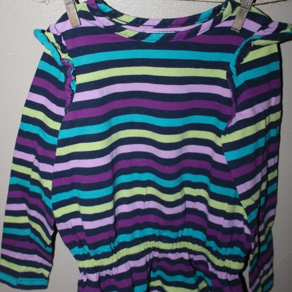 Stripe shirt, Size 6