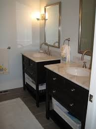 Image Result For Bathroom With 2 Single Vanities Bath