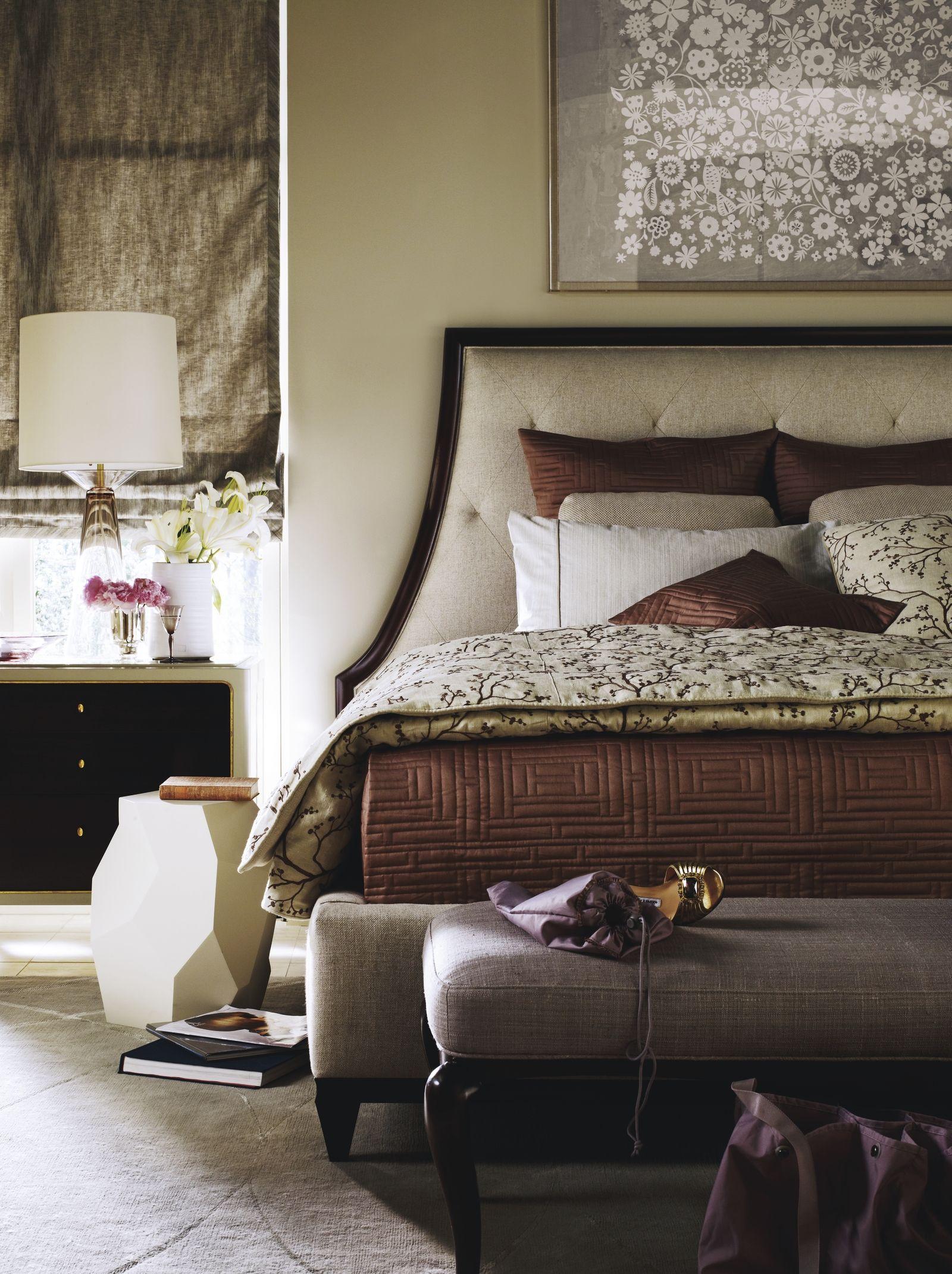 Barbara Barry Collection Lyric Bed | Furniture Favorites | Pinterest ...