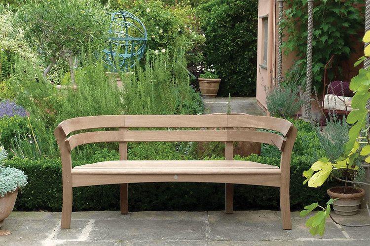 Cloisters Seat Modern garden design