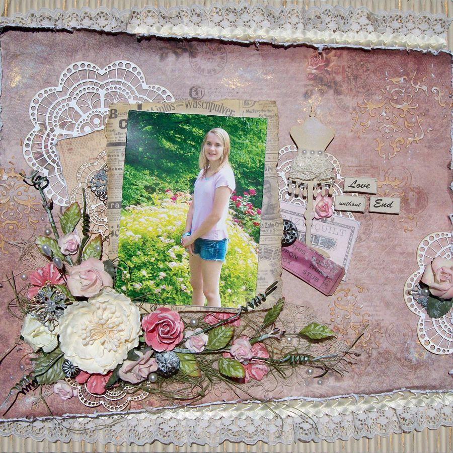 Love without end - Scrapbook.com