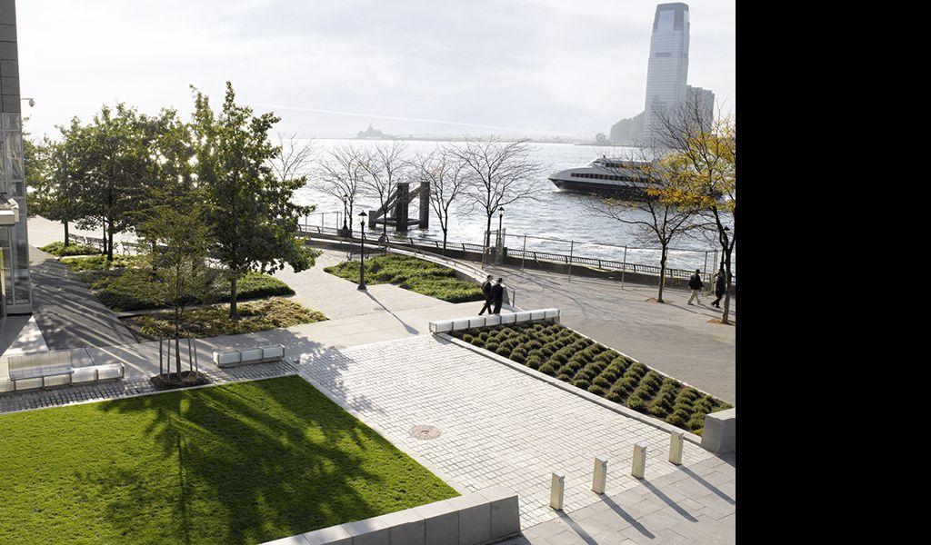Bpc 03 Streetscape Design Battery Park City City Design