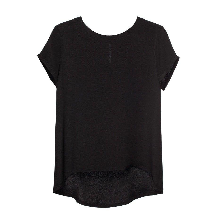 642c76e790 The Easy V | Products | V neck t shirt, V neck, Women