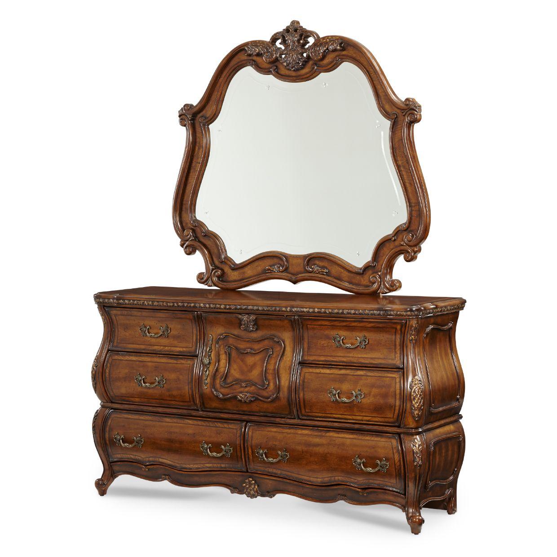 Michael Amini Furniture Designs Dresser with