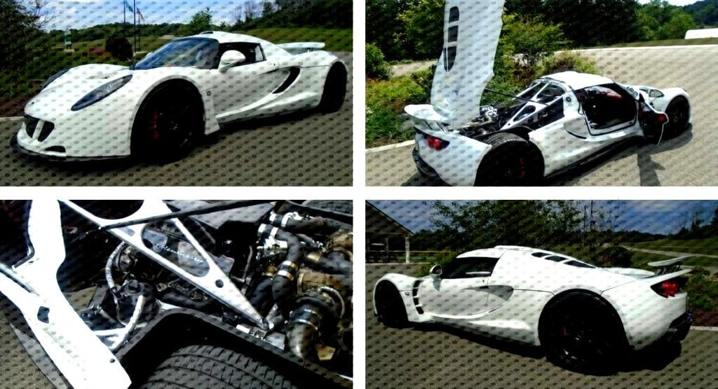 Buy This Hennessey Venom GT If You C...