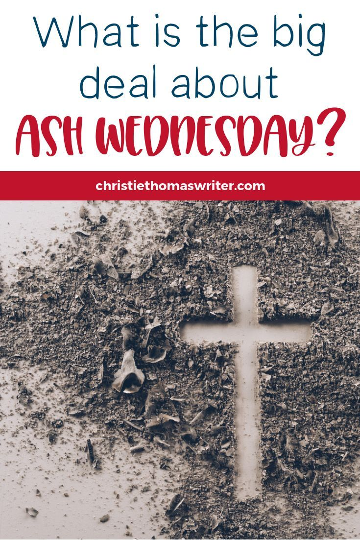 ash wednesday history # 36