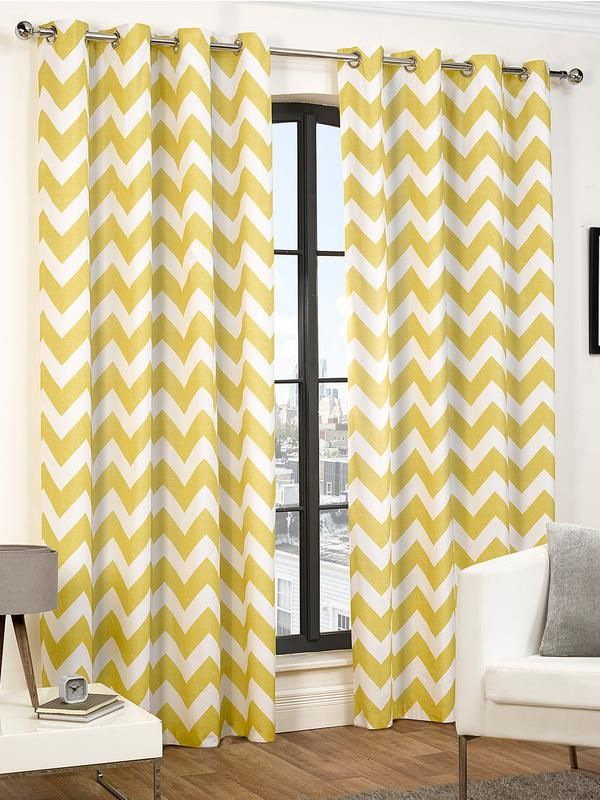 Womens Mens And Kids Fashion Furniture Electricals More Curtains Chevron Curtains Printed Curtains