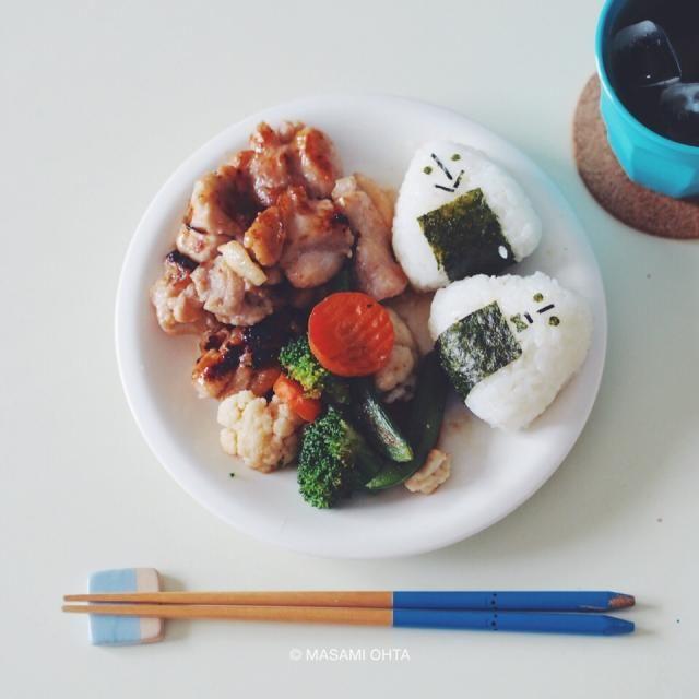 レシピとお料理がひらめくSnapDish - 34件のもぐもぐ - 鶏肉の塩焼き by 寫眞食堂