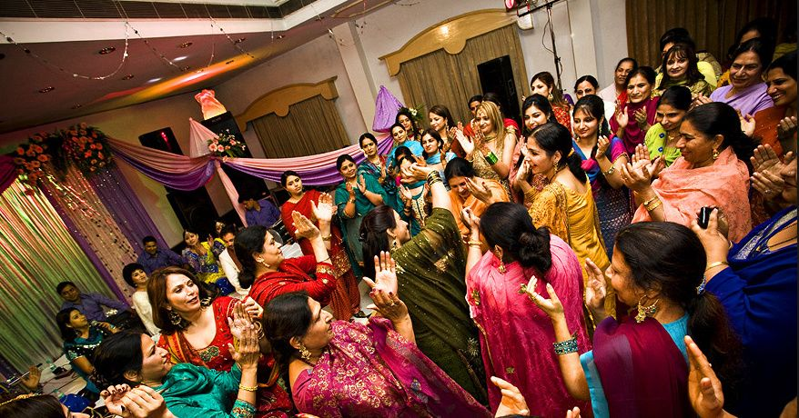 Lada Dance Party So Without Lingering More The Fun Part Of Sindhi