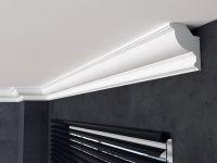 Deckenleiste Lp10 13 5 Cm In 2020 Styropor Montagekleber Und Vorhangschiene