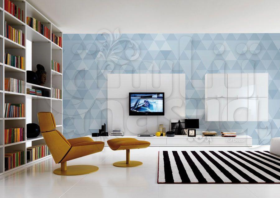 ورق حائط سماوي Tanasuq Home Decor Home Decor
