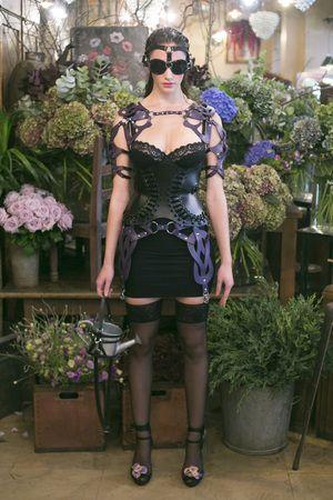 Zana Bayne Ready To Wear Spring Summer 2014 Paris - NOWFASHION