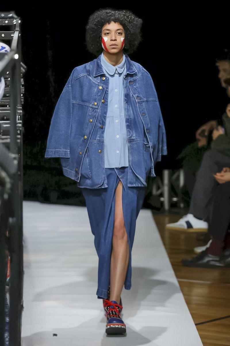 Populaire Henrik Vibskov Menswear Fall Winter 2018 Paris | FEMME AW18  SR09
