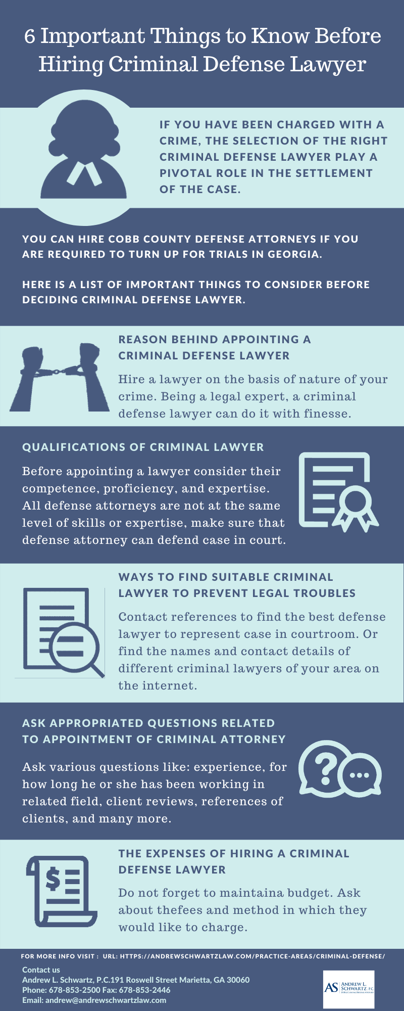 Hire A Lawyer On The Basis Of Nature Of Your Crime Being A Legal