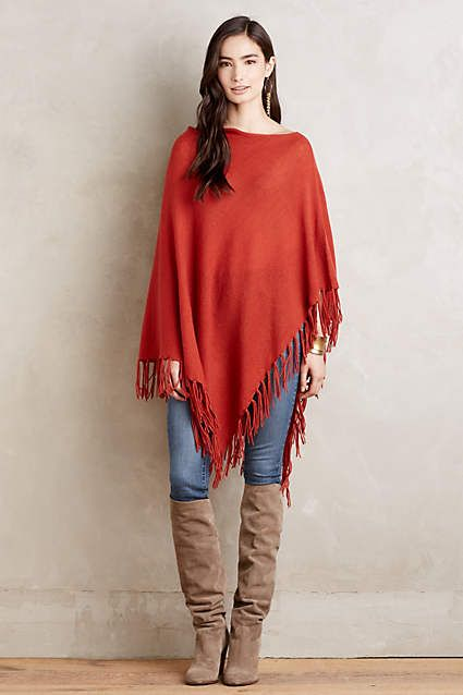 Bosque Wool Wrap - #anthrofave
