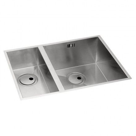 Medium image of buy abode matrix bowl brushed stainless steel undermount kitchen sink from taps uk uk u0027s specialist kitchen sinks and taps supplier