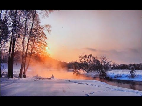 Winter Landscape Full Oil Painting Tutorial Learn To Paint Easy Alla Prima For Beginners
