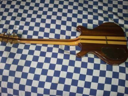 W.KIST Gitarre Nr.4 (Bodenfund an Bastler) in Wandsbek - Hamburg Rahlstedt | Musikinstrumente und Zubehör gebraucht kaufen | eBay Kleinanzeigen
