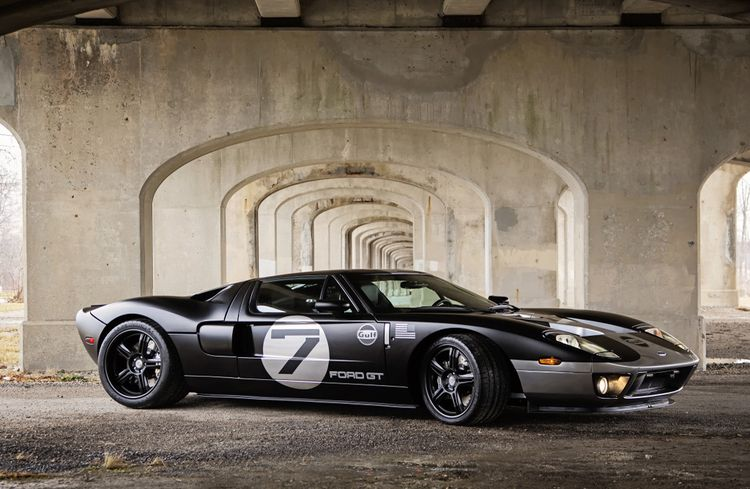 26++ The ford gt background