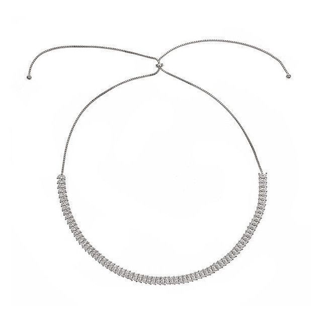 David Tutera Embellish Diana Headband Necklace All Dressed Up