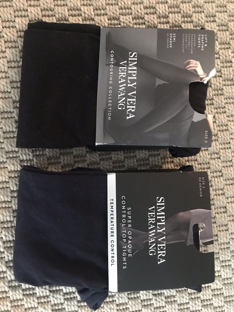 ab12cc8cdf086 simply vera wang - Brand New - Two paira #fashion #clothing #shoes  #accessories #womensclothing #hosierysocks (ebay link)