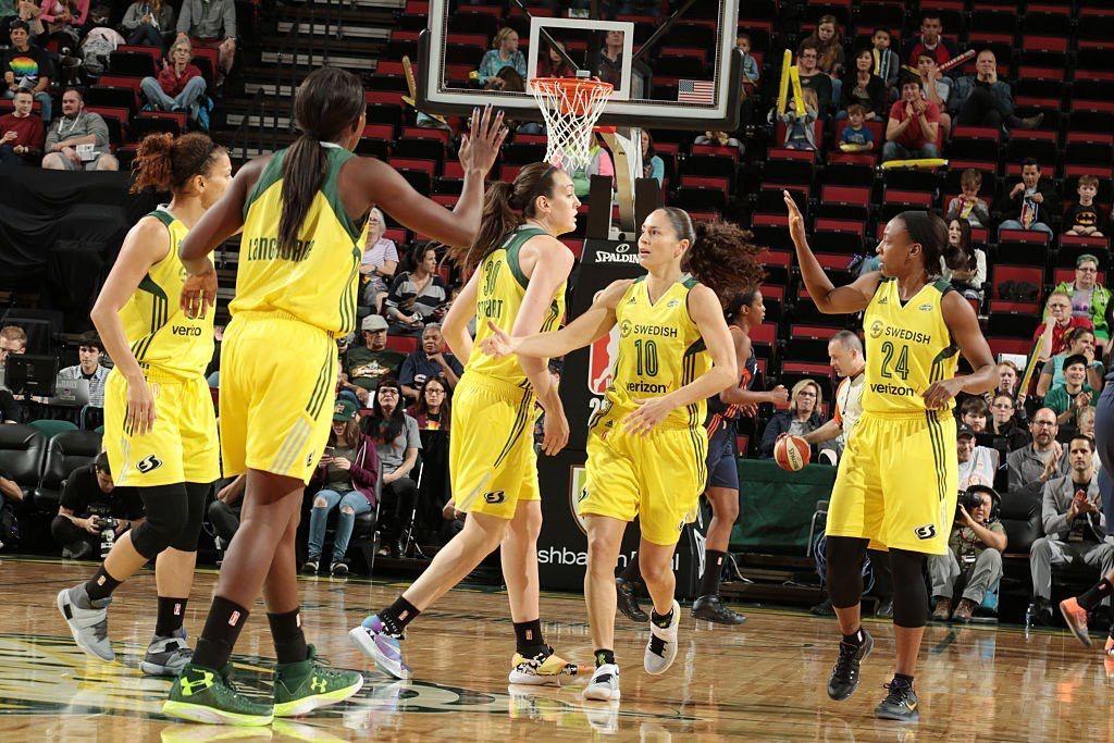 Seattle Basketball