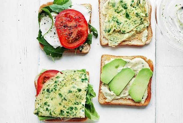 schnell gesund und super lecker die 3 besten sandwich rezepte f r die mittagspause food. Black Bedroom Furniture Sets. Home Design Ideas