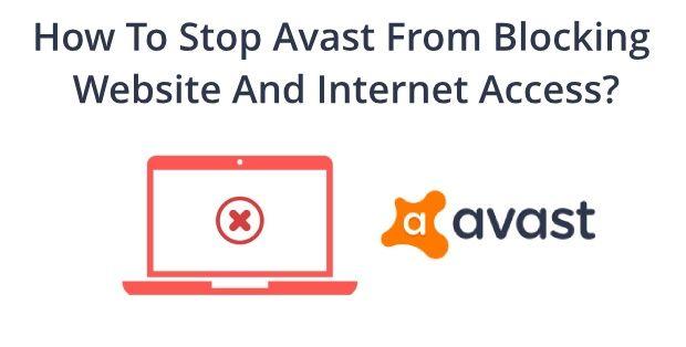 avast keeps blocking my download