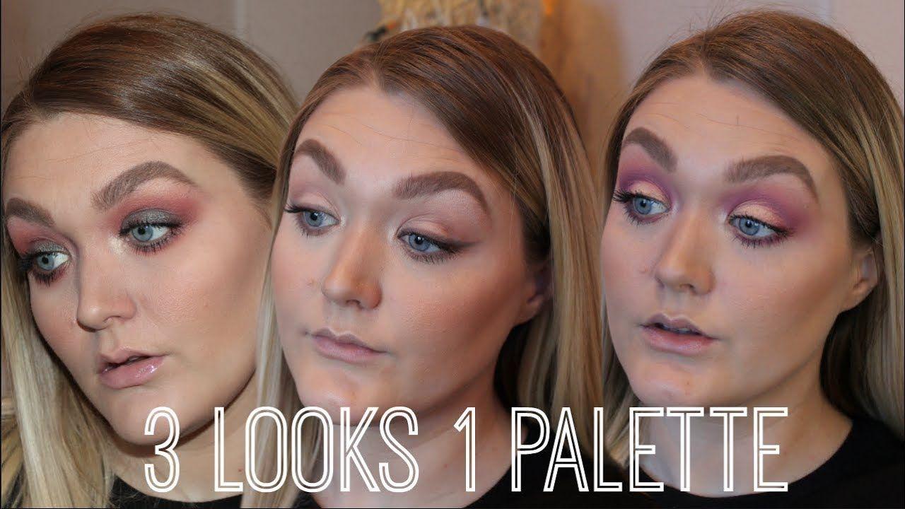 3 LOOKS 1 PALETTE: ABH PRISM PALETTE | atleeeey | Make-up