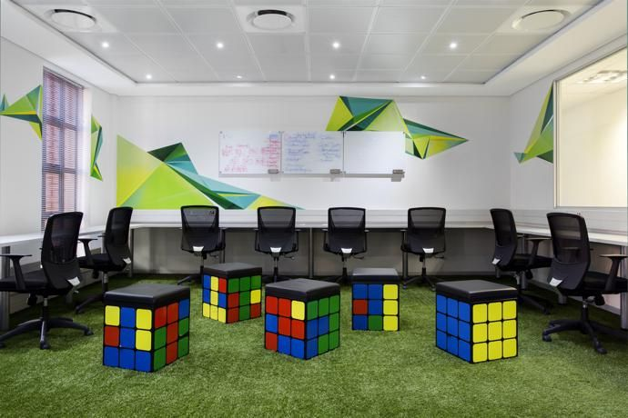 Cool Office Designs. Cool Office Design: Britehouse Designs I